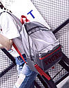 Рюкзак YOUNG серый, фото 3