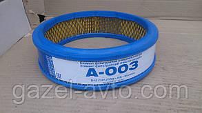 Фильтр воздушный (элемент) ВАЗ 2101-07 (А-003) (пр-во Промбизнес)