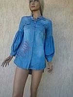 Женская длинная рубашка, туника