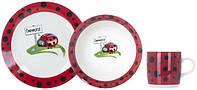 Детский набор Limited Edition Ladybird, 3 предмета