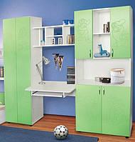 Мебель для детской Симба без кровати МДФ  (Пехотин) 2310х400х2030мм