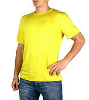 Футболка мужская 98 желтая, фото 1