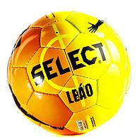 Мяч футзальный №4 Select Leao  (футбольний м'яч)