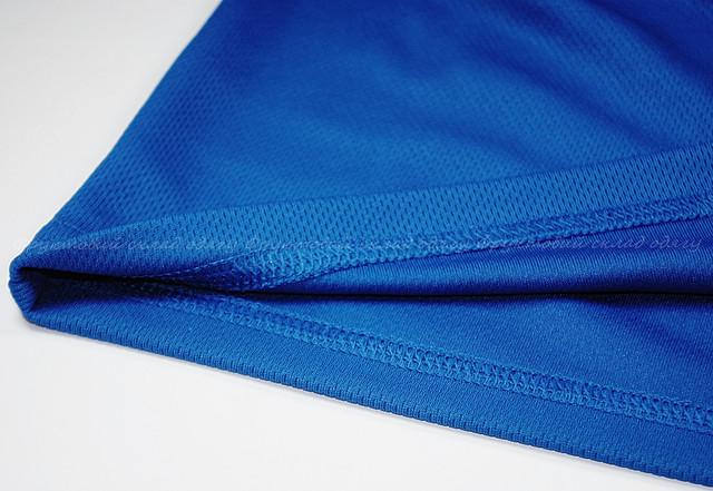 Детская спортивная футболка Ярко-синяя