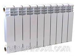 Биметаллический радиатор отопления Koer 100х500