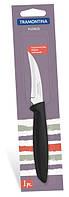 Нож разделочный шкуросъемный Tramontina Plenus, 76 мм