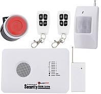 Охранная сигнализация GSM 10C Base PoliceCam комплект