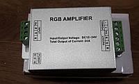 Усилитель светодиодной RGB ленты OEM AMP24А m