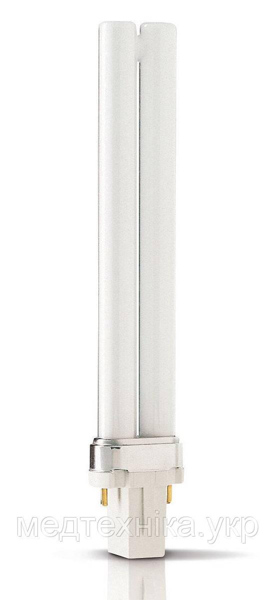 Лампа PHILIPS PL-S 9W/12/2P 1CT 290-315nm к приборам Dermalight 80, psoroVIT, Польша