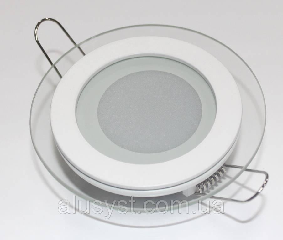 Светильник светодиодный GL-R6 6Вт круглый