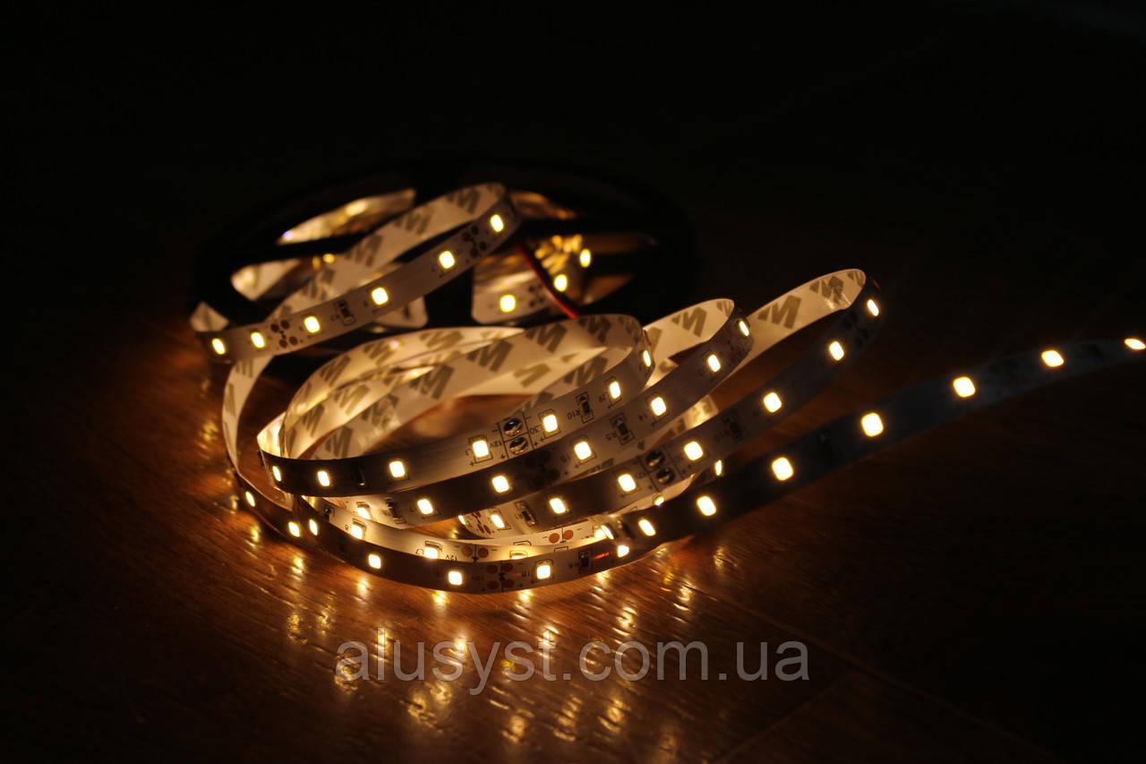 Светодиодная лента B-LED 2835-60 IP20 теплый белый, негерметичная