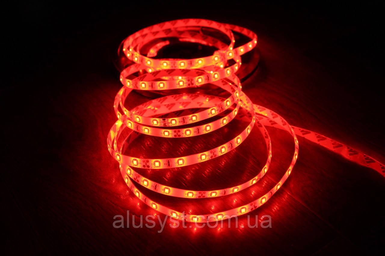 IP20-60, w4.8, червона, smd 3528