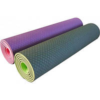 Йога-мат POWER SYSTEM YOGA MAT PREMIUM