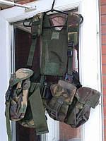 Тактический модульный разгрузочный жилет ДПМ, Англия