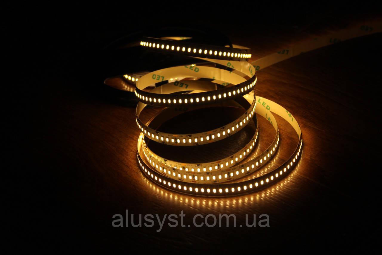 Светодиодная лента LED 3014-204 ip20 теплый белый, негерметичная