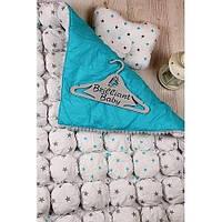 """Эксклюзивное Одеяло с подушкой """"Tesoro"""""""