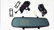 Зеркало регистратор с выносной камерой DVR L900