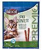 Лакомство Trixie Premio Stick Quintett для кошек с птицей и печенью, 5 шт