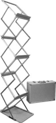 Мобильные стойки для буклетов Dix-Box 3х2 , фото 2