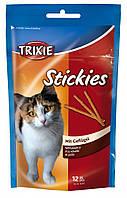Лакомство Trixie Stickies для кошек с курицей, 25 г