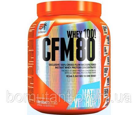 CFM Whey 80 2,27 кг клубника EXTRIFIT
