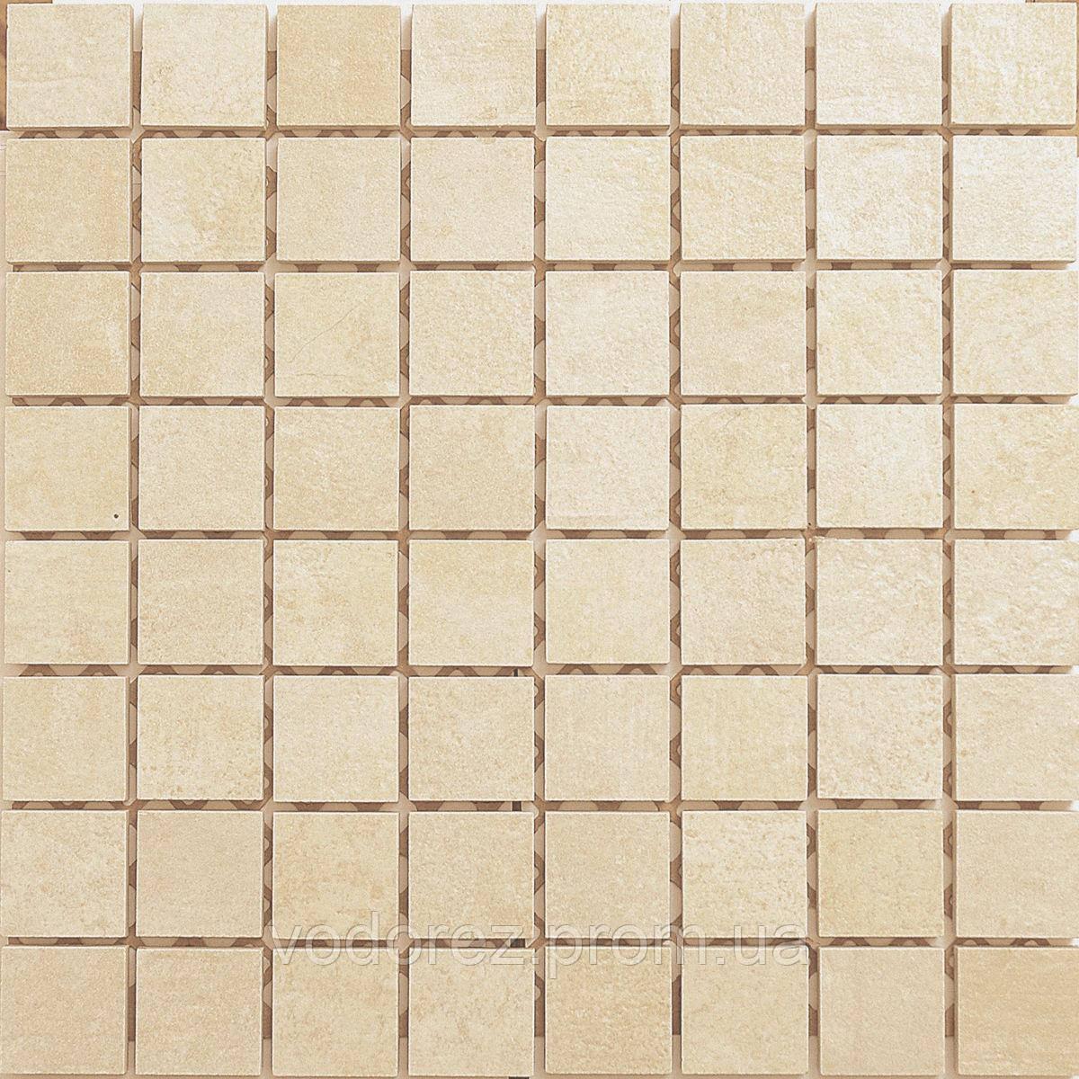 COTTO CLASSICO MQAX21 Mosaico Beige 32.5x32.5х8.5