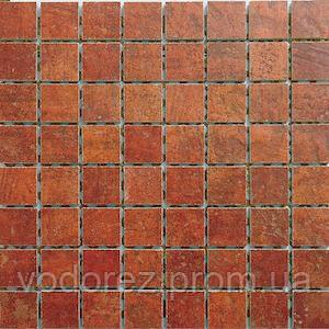 COTTO CLASSICO  MQAX22 Mosaico Rosso32.5x32.5х8.5
