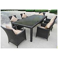 Комплект мебели Samana-6 из ротанга Elit (SC-8849) Комплект мебели Samana-6 MB1034