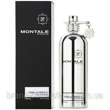 Парфюмированная вода Montale Vanille Absolu 100 мл женская