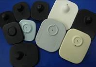 Жесткие противокражые датчики для систем защиты товара от краж радиочастотной технологии.
