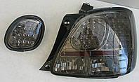 Lexus GS300 оптика задняя LED черные