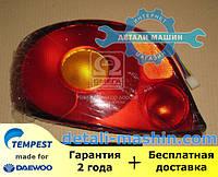 Фара (фонарь) задняя левая Матиз 01 (TEMPEST) DAEWOO Matiz 01 11-A028A005B3