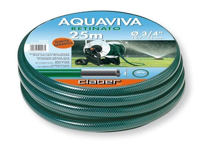 9007 Шланг Claber AQUAVIVA 3/4 - 25 метров