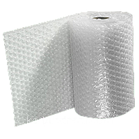 Плёнка воздушно-пузырчатая 10 х 1,2 м, фото 1