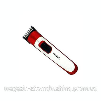 Novs NS 8607 Триммер для лица,Беспроводная машинка для стрижки, фото 2