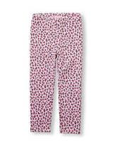 Лосины Розовый леопард