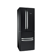 Холодильник Hotpoint-Ariston E4DAASBC black