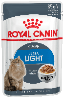 Royal Canin ULTRA LIGHT - консервы для кошек, склонных к полноте, 85г