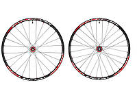 "Fulcrum колеса Red Metal 29"" XRP disc 6 bolts alu/carbon RM9-13DFRB, фото 1"