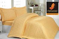 Постельное белье Mariposa Deluxe Tencel Ottoman gold V6