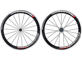 Fulcrum колеса Red Wind H.50 clincher HG F+R alu/carbon USB RWI-13CFRKS1U