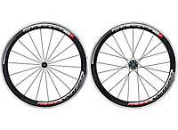 Fulcrum колеса Red Wind H.50 clincher HG F+R alu/carbon RWI-13CFRKS1