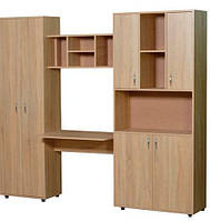 Мебель для детской Симба без кровати ДСП  (Пехотин) 2310х390х2030мм