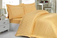 Постельное белье Mariposa Deluxe Tencel Ottaman gold V6
