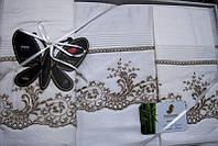 Постельное белье Mariposa Deluxe Bonjorno Nuans gold