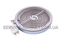 Конфорка для стеклокерам. поверхности Whirlpool 1700W