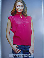Блуза  туника разных цветов
