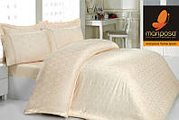 Постельное белье Mariposa Deluxe Tencel Ottoman beige V4