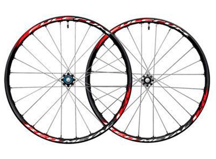 Fulcrum колеса Red Metal 1 XL black/silver disc 6 bolts F+R alu RM1-11DFRB