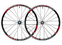 Fulcrum колеса Red Metal 1 XL black/silver disc 6 bolts F+R alu RM1-11DFRB, фото 1